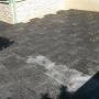 img Construction de terrasse avec pose de dalles ciment